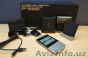 хочу продать: Blackberry Porsche Design P9981 с гарантией - Изображение #1, Объявление #794775