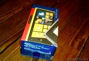 хочу продать: Nokia Lumia 920 с гарантией - Изображение #1, Объявление #794774
