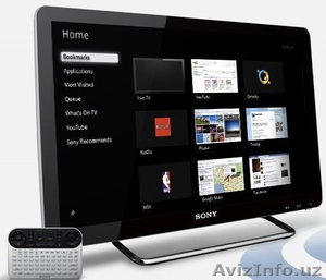 """Internet TV KDL-55W802A - 55 """"LED TV - 1080p (FullHD)  - Изображение #1, Объявление #1161468"""
