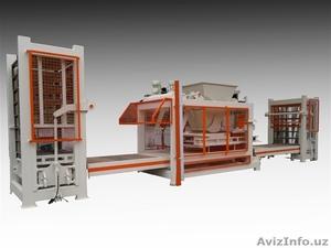 оборудование для изготовления шлакоблоков - Изображение #2, Объявление #1181652
